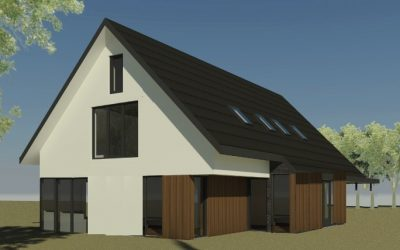 Duurzame woningen gebouwd door GGW consortium
